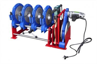 Báo giá máy hàn ống nước nhựa HDPE - PP - PVDF