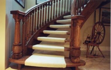 Cầu thang gỗ gõ đỏ?v=1565248715800